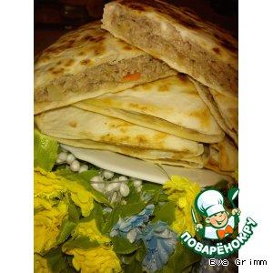 Рецепт: Мексиканские беляши