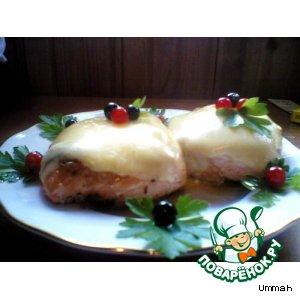 Рецепт: Королевский завтрак