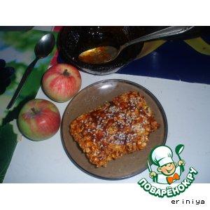 Рецепт: Яблочные козинаки