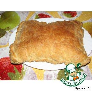 Рецепт: Пирог овощной
