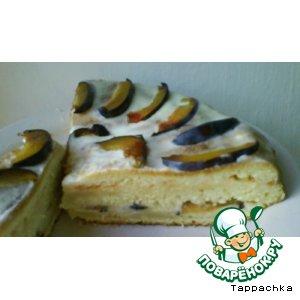 Рецепт: Торт, который можно точить на ночь =)