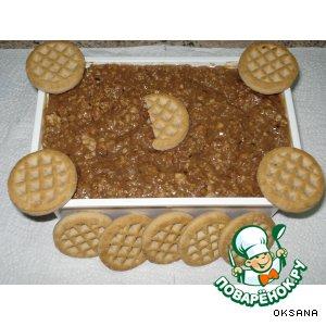 """Рецепт: Ореховый торт  """"Картошка"""""""