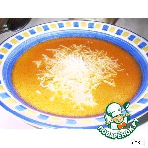 Рецепт: Томатный суп-пюре