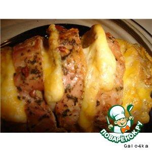 Запеченная свинина – кулинарный рецепт
