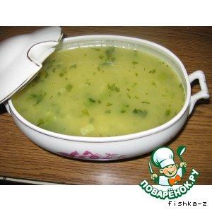 Рецепт: Суп с сельдереем