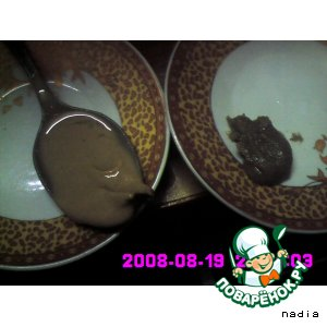 Рецепт: Тахина-паста из кунжута