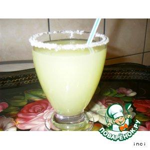 Рецепт: Лимонный напиток Турецкий лимонад
