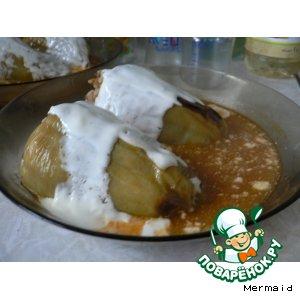Рецепт: Перцы фаршированные