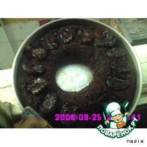 Рецепт: Сливовый пирог –перевертыш