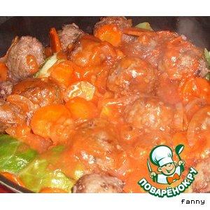 Диетическая горбуша в томатном соусе – кулинарный рецепт