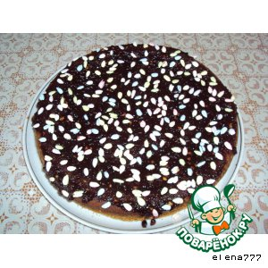 Рецепт: Пирог-творожник