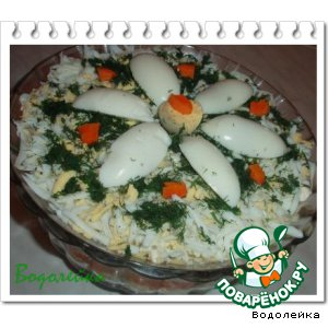 Рецепт: Салат Рататуй