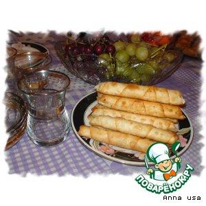 Рецепт: Sigara boregi (Сигара бореги)