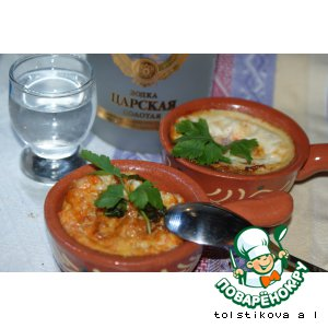 Рецепт: Закуска из сулугуни