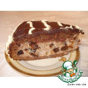 "Рецепт: Торт ""Кармелита"""