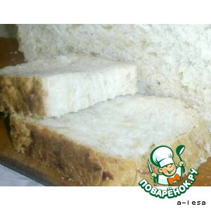 Рецепт: Хлеб с луком и сыром