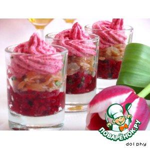 Рецепт: Розовые веррины