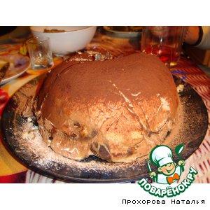 """Рецепт: Торт """"Загадочный"""""""
