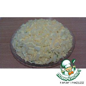 """Салат """"Ларкин"""" – кулинарный рецепт"""