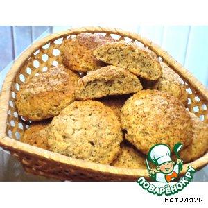Рецепт: Печенье Утреннее