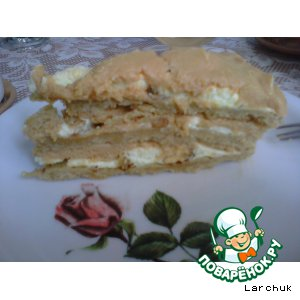 """Торт """"Прекрасная Мэри"""""""