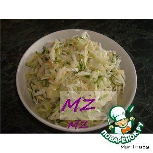 Рецепт: Салаты с сельдереем