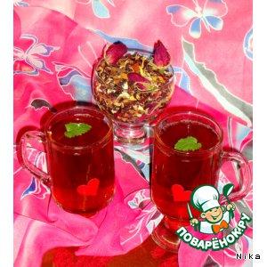 """Рецепт: """"Любовный"""" чай для двоих"""
