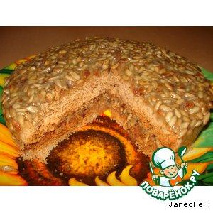 Торт   Подсолнечное семечко