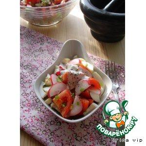 Рецепт: Салат Пасхальный