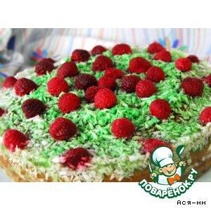 Рецепт: Пирог постный