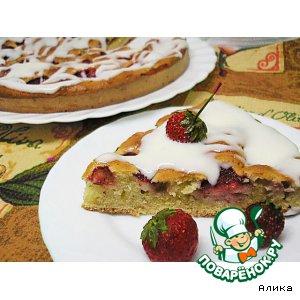 Фруктовый пирог Гости на пороге