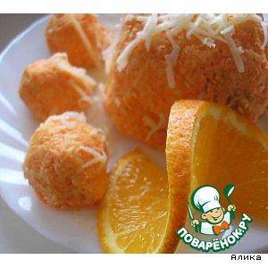 Рецепт Салат из редьки и моркови