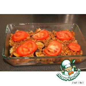 Рецепт: Мусака с баклажанами