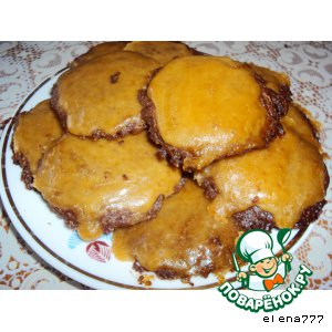 Хрустящее печенье Шоколадный всплеск