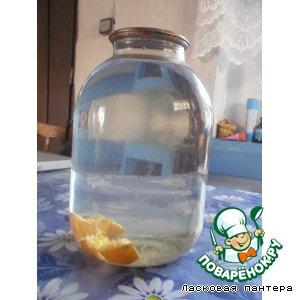 Рецепт: Берeзовый сок консервированный