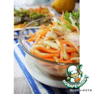 Рецепт: Идея ужина «Четверг – рыбный день!» Часть 2