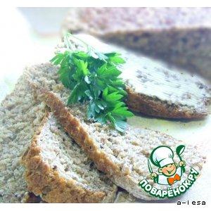 Рецепт: Хлеб из зерна пшеницы (зерновой хлеб)