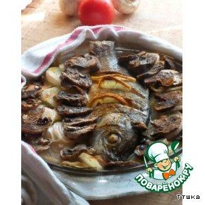 Рецепт: Запеченная рыба по-сицилийски