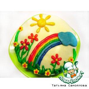 Торт Чудетство