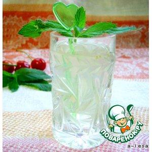 Рецепт: Мятный напиток Mint freshness