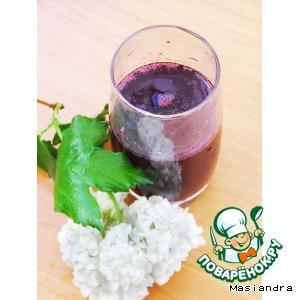 Рецепт: Напиток Смородиновая водица