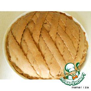 Рецепт: Ржаной пирог с рыбой Калакукко