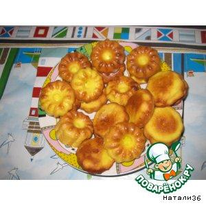 Рецепт: Бисквитное печенье Для сына