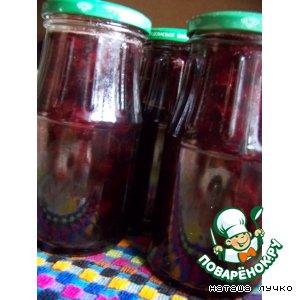 Рецепт: Варенье вишневое