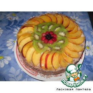 Рецепт: Торт Просто и вкусно-2