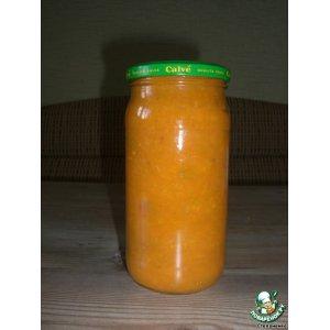 Рецепт Абрикосово-апельсиновый джем (варенье)