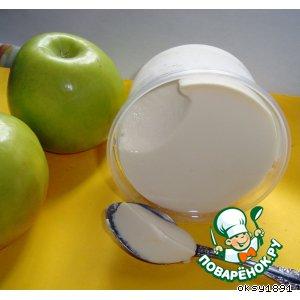 Рецепт: Домашний йогурт в мультиварке