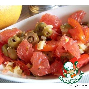 Рецепт: Салат Кипрский