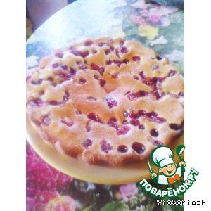 Рецепт: Пирог земляничный или Земляничная Шарлотка