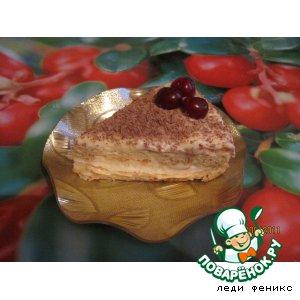 Рецепт: Торт Заварушка